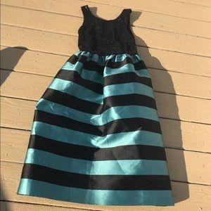 Anthropology Leifsdottir dress!  Warn once!